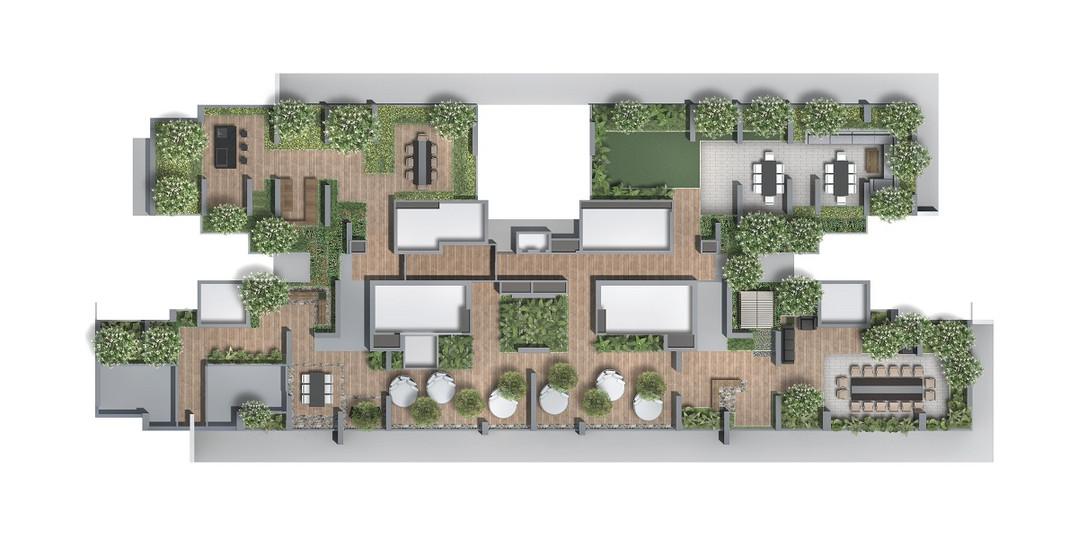 Sky Everton Sky Garden Plan