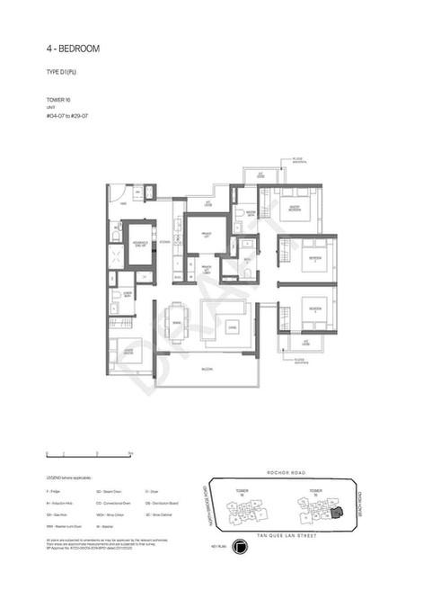 Midtown Modern - 4 Bedroom