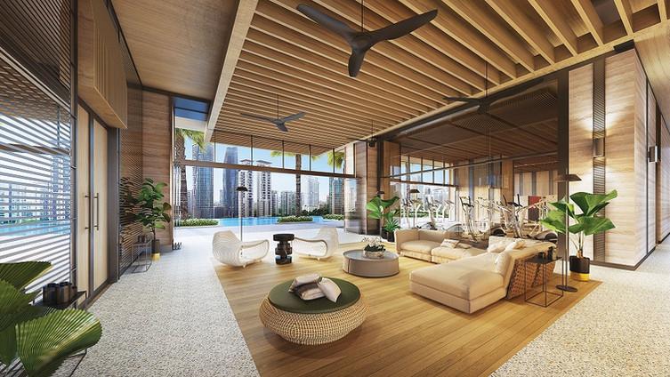Jumeirah Kuala Lumpur Residences Club Ho