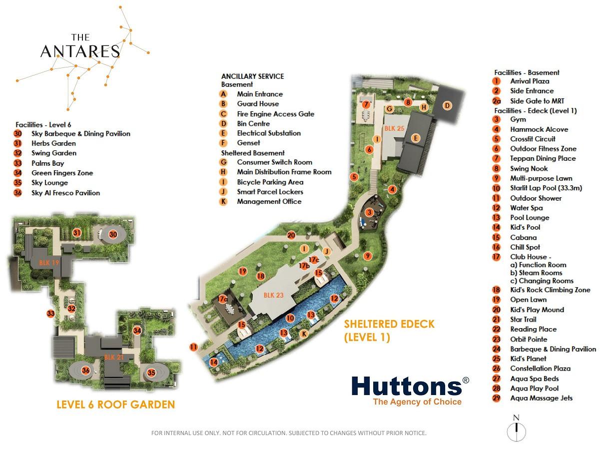 The Antares Roof Garden
