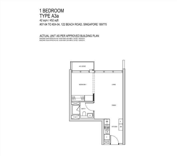 Midtown Bay 1-Bedroom