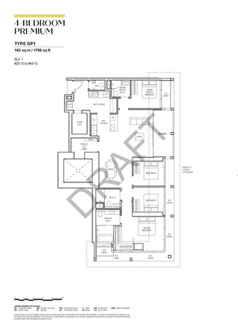 Canninghill Piers 4-Bedroom