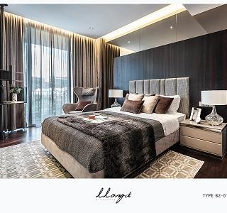 Lloyd 65 Master Bedroom