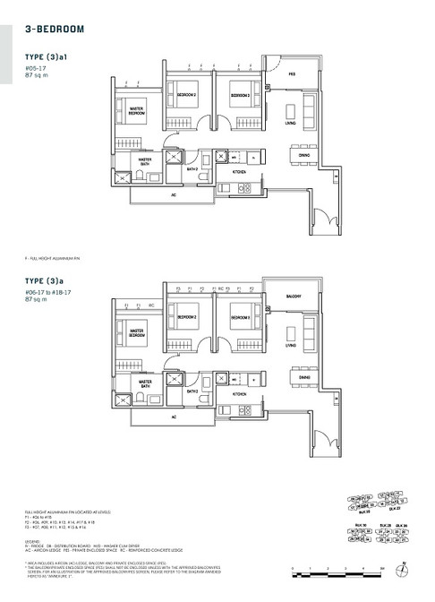Penrose 3-Bedroom
