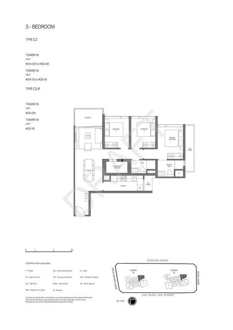 Midtown Modern - 3 Bedroom