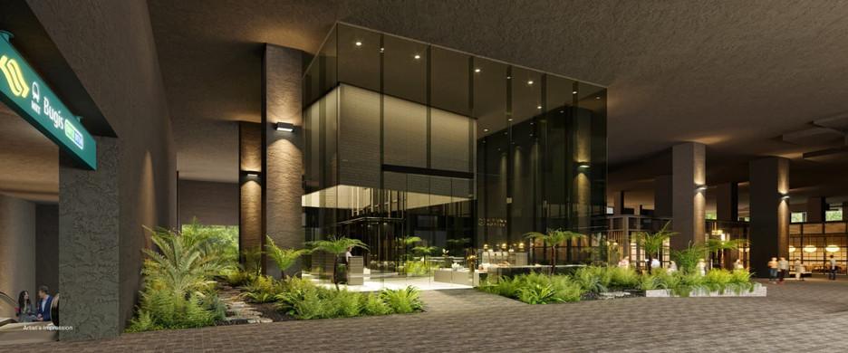 Concierge & Arrival Lounge
