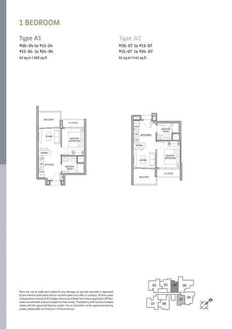 Verticus condo 1-Bedroom