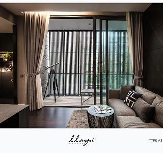 Lloyd 65 Living Room