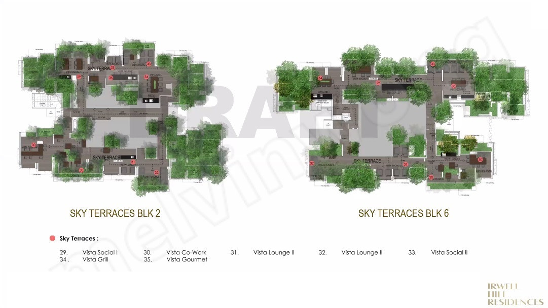 Irwell High Residences - Sky Terraces