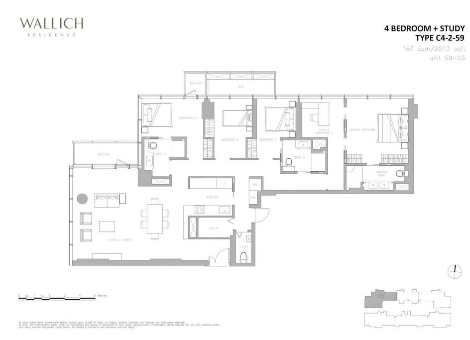 Wallich Residence Type C4-2-59