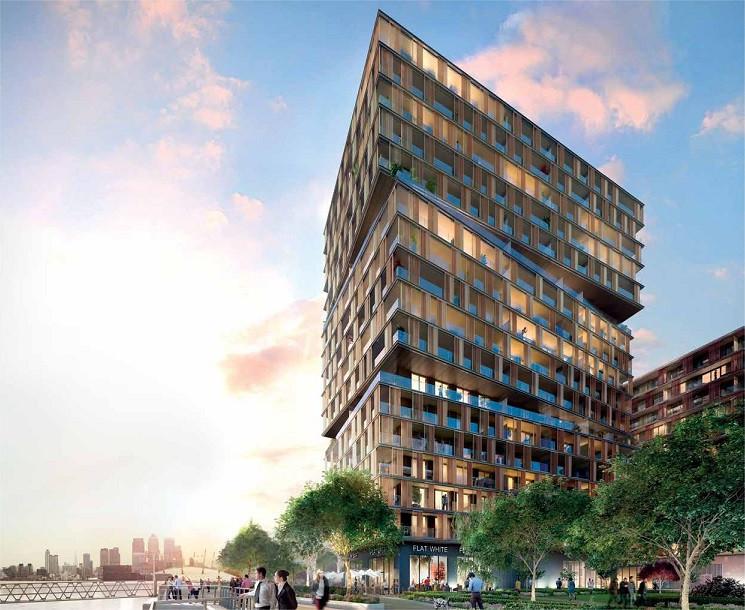 Mariners Quarter Royal Wharf Phase 3
