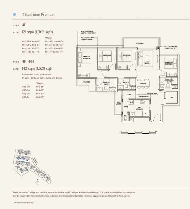 The Watergardens at Canberra 4 Bedroom Premium + Study