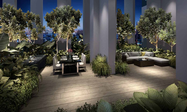 Verticus Chill Out Terrace