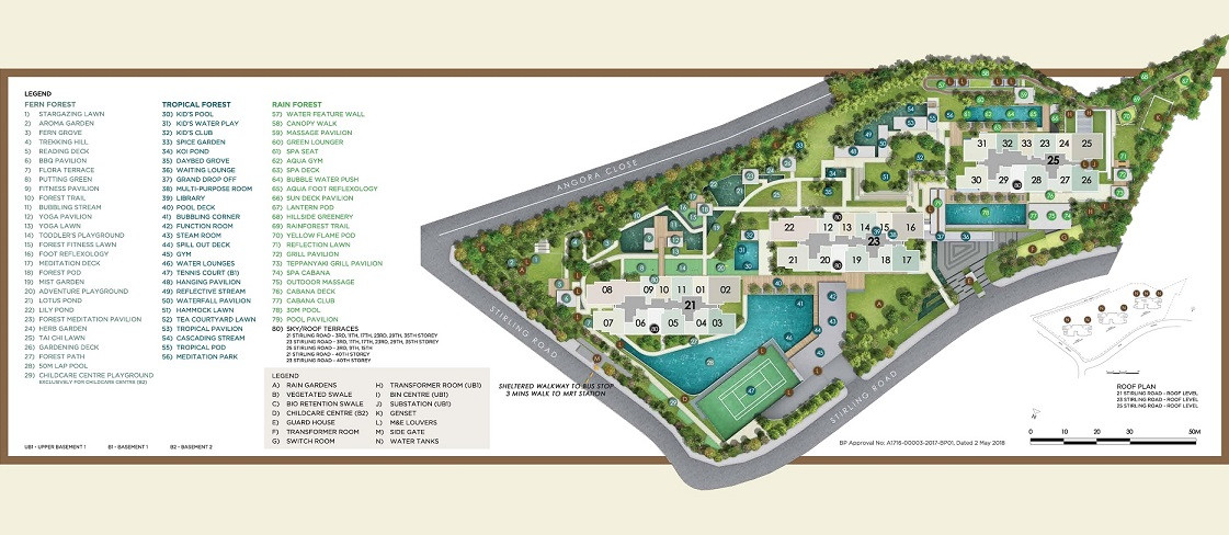 Stirling Residences Queenstown Condo Sit
