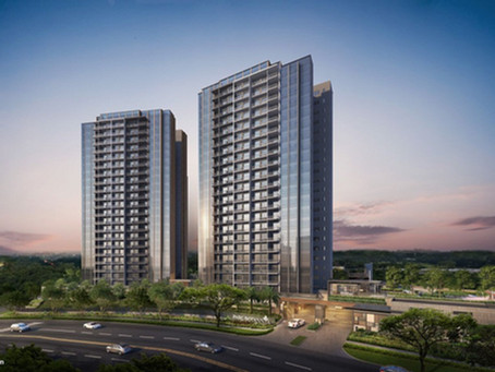Review on Parc Botannia at Fernvale Street