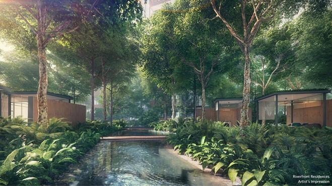 Riverfront Residences Botanic Cove