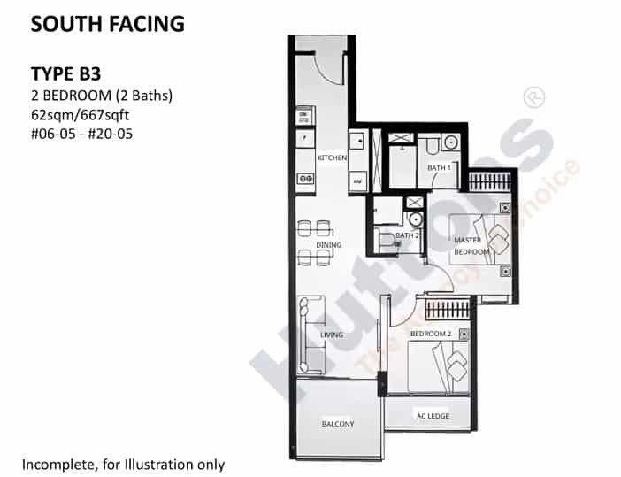 The Linq 2-Bedroom 2 Baths.jpg