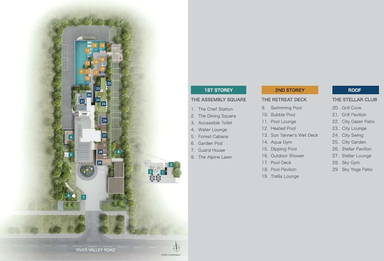 RV Altitude site plan