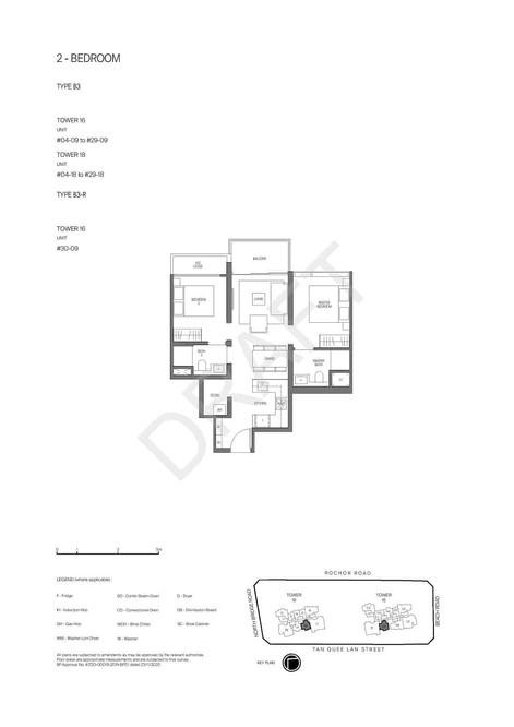 Midtown Modern - 2 Bedroom