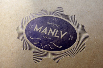 Logo Manly