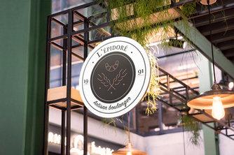 L'Épidoré Logo