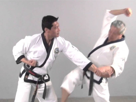 SO WHAT'S THIS TANG SOO DO THING ALL ABOUT? (Self-Defence)
