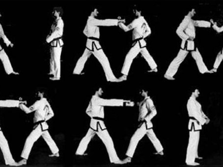 SO WHAT'S THIS TANG SOO DO THING ALL ABOUT? (Two & Three Step Sparring)