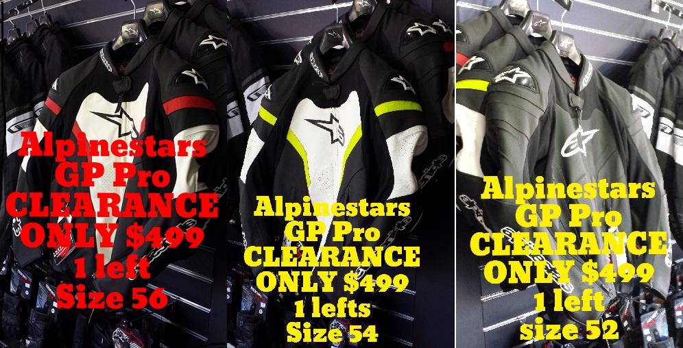 Alpinestars GP Pro Special