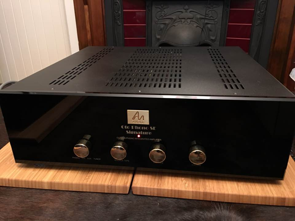 AN (UK) OTO Phono SE Signature