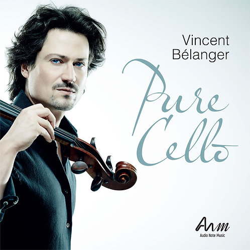 Vincent Belanger - Pure Cello - (Double LP 45 rpm, 180gr)