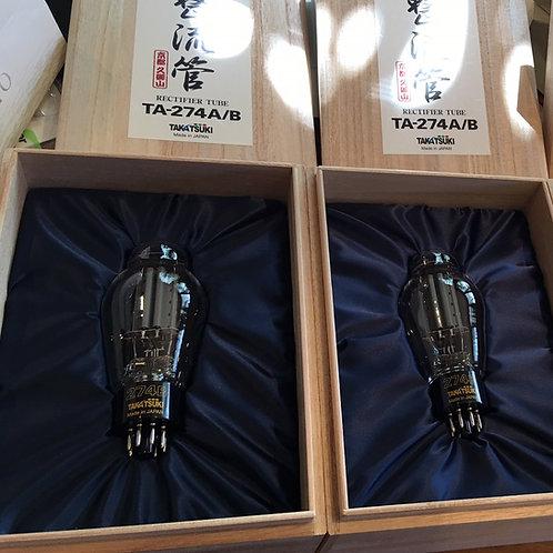 Takatsuki TA- 274A/B rectifier tube