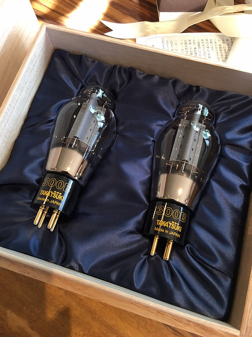 Takatsuki TA-300B Output Amplifier Tube - PAIR