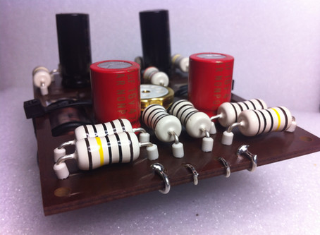 New Audio Note Silver Resistors - Spectacular