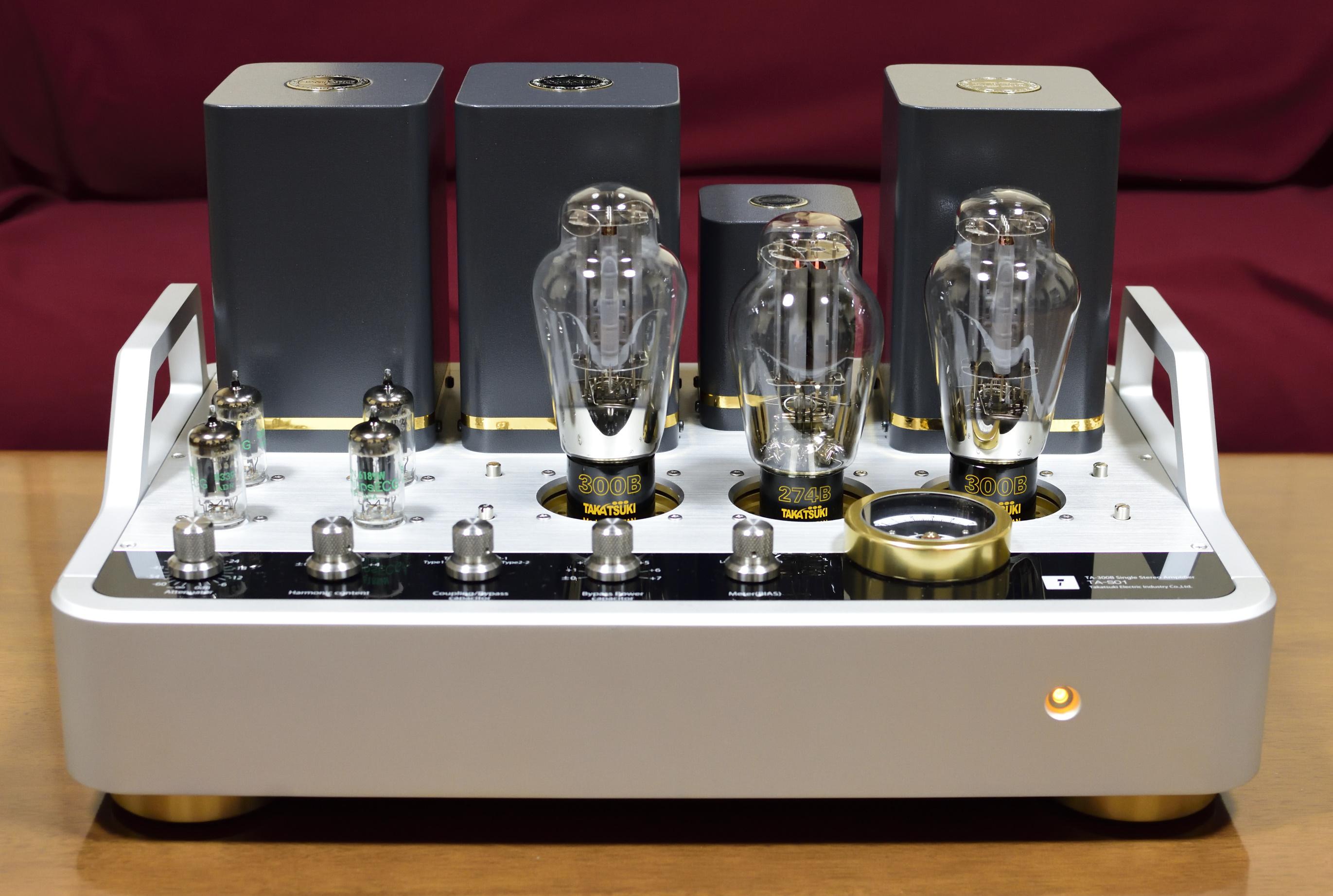 Takatsuki TA-S01 integrated amp