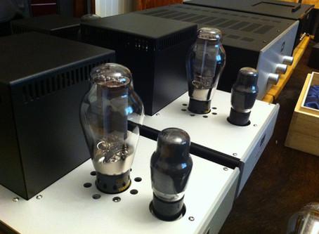 Now Takatsuki Electric 300B & 274 valves