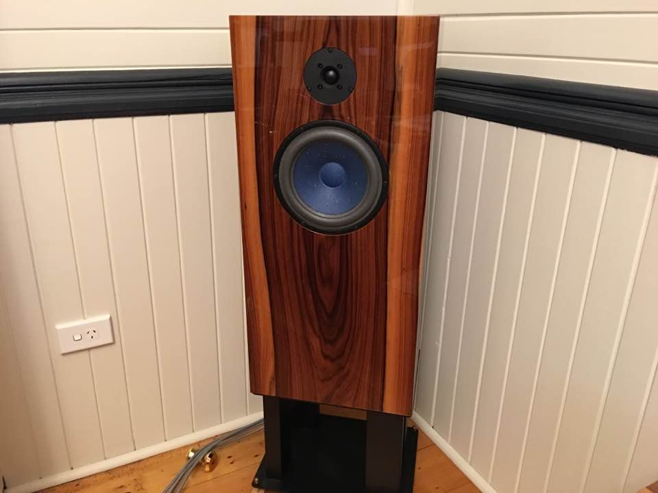 AN (UK) AN-E SPe HE Loudspeakers