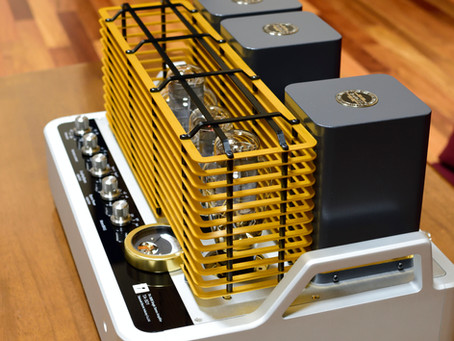 World exclusive - NEW Takatsuki TA-300B single-ended integrated amplifier, the TA-S01 - Pre-orders t