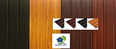 Colours Of T&G  Soffit From Wrd Ltd