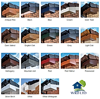 Box end Colours By Wrd Ltd