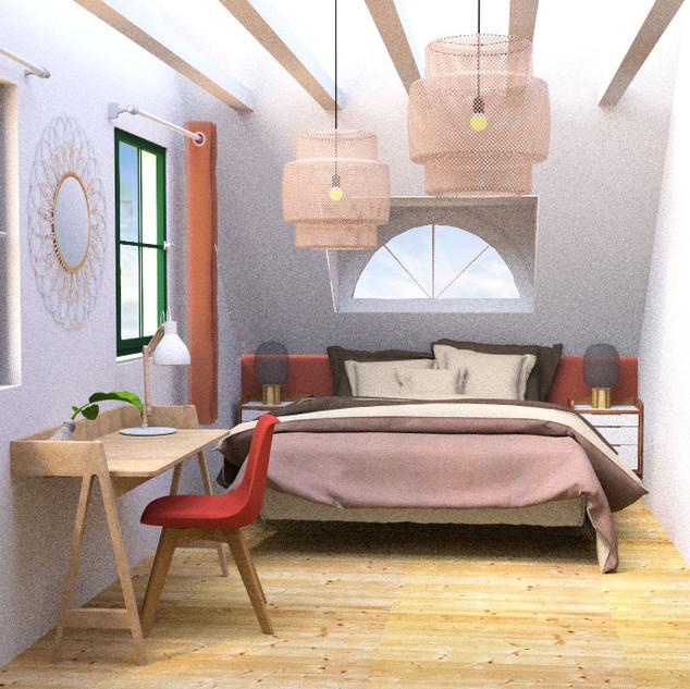 chambre d'hôte 2