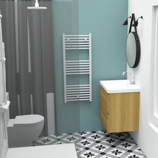 projet salle de bain studio 1