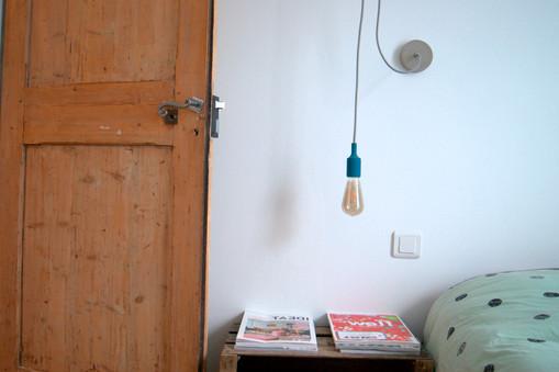 chambre vintage ancien