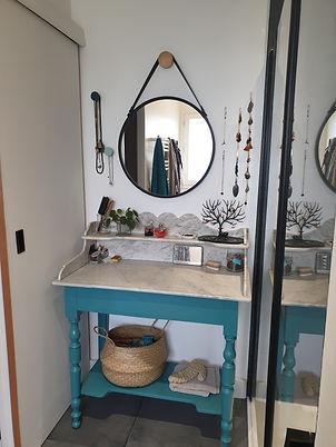 rénovation meuble ancien décoration d'intérieur seine martime
