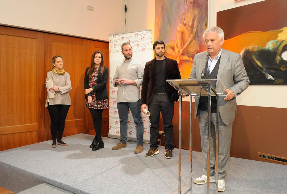 Premio Revbela de Comunicación_Ghaleb Jaber Ibrahim