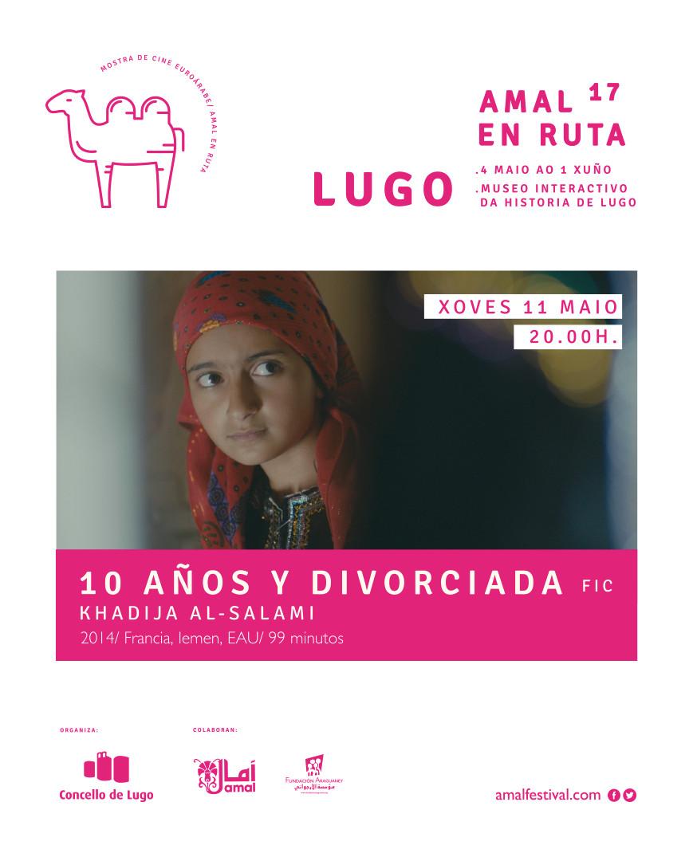 """La Fundación Araguaney-Puente de Culturas y el Concello de Lugo proyectan mañana """"10 años y divorcia"""