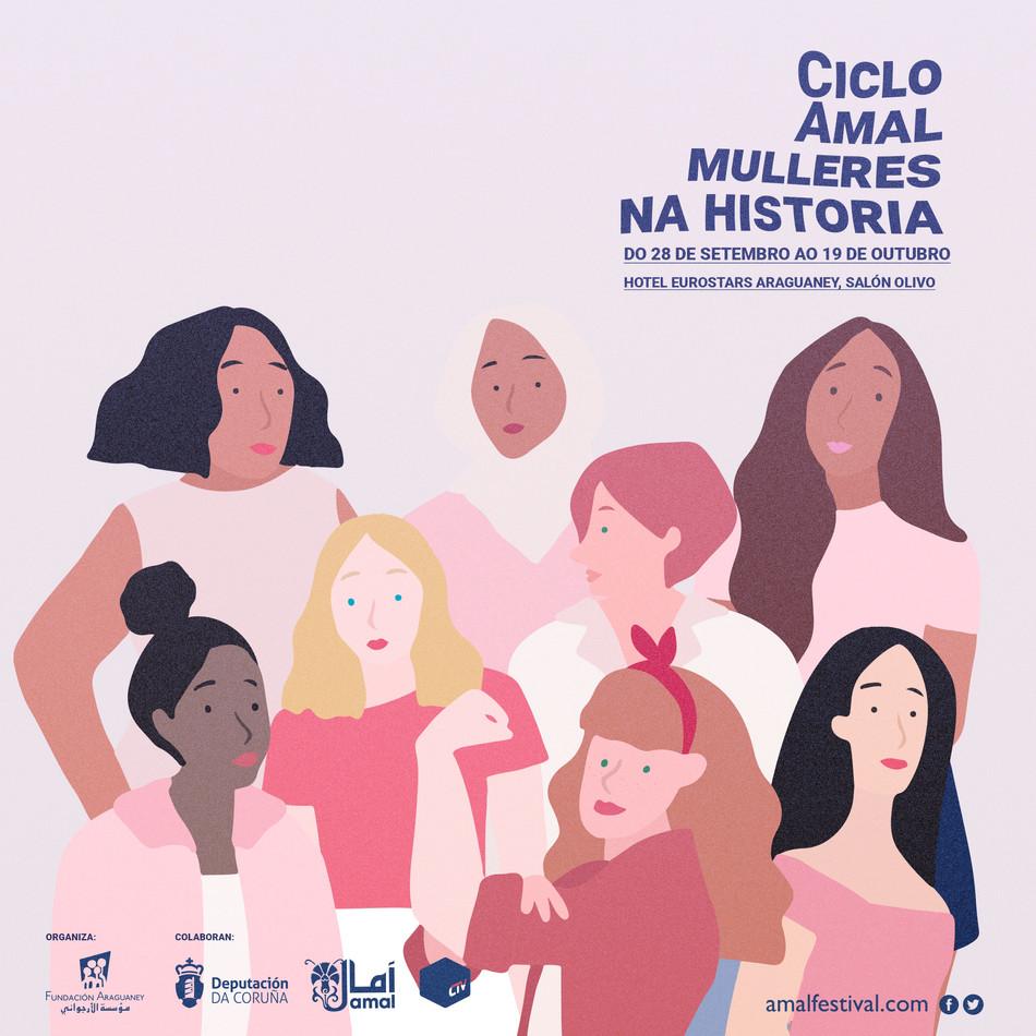 """La Fundación Araguaney-Puente de Culturas organiza el ciclo de cine """"Mulleres na historia"""", en colab"""