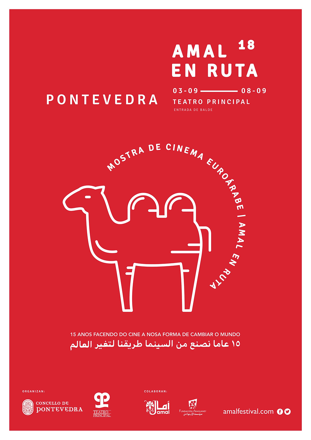 Programa de Amal en Ruta 18 Pontevedra