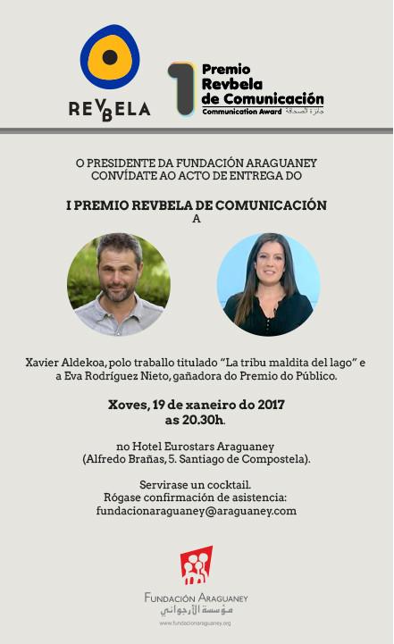 La Fundación Araguaney-Puente de Culturas organiza el próximo jueves un foro Revbela sobre la cobert
