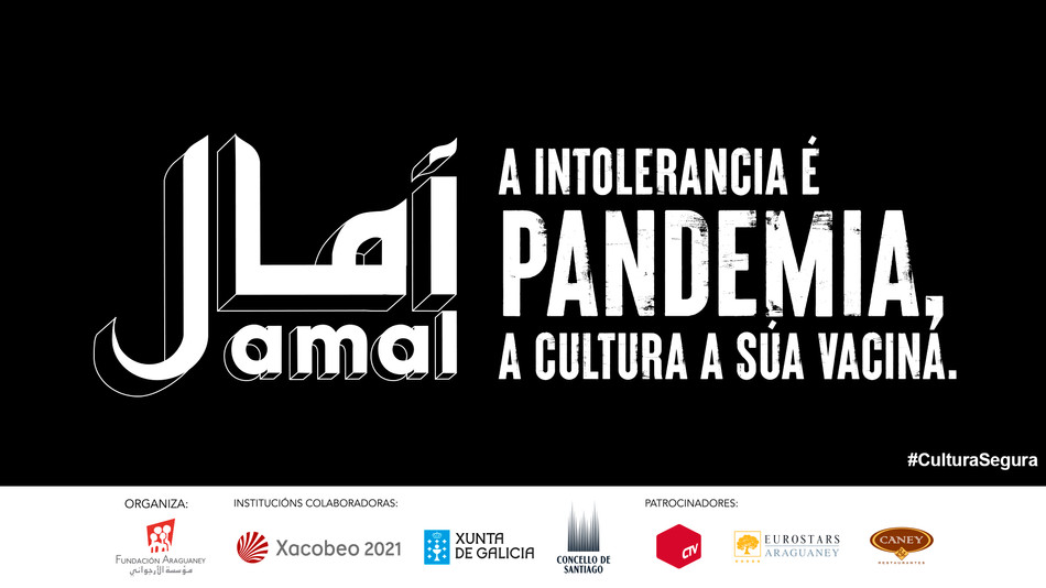 Amal 2020 trae al Teatro Principal de Santiago cinco premieres de cine árabe en Galicia del 26 al 30