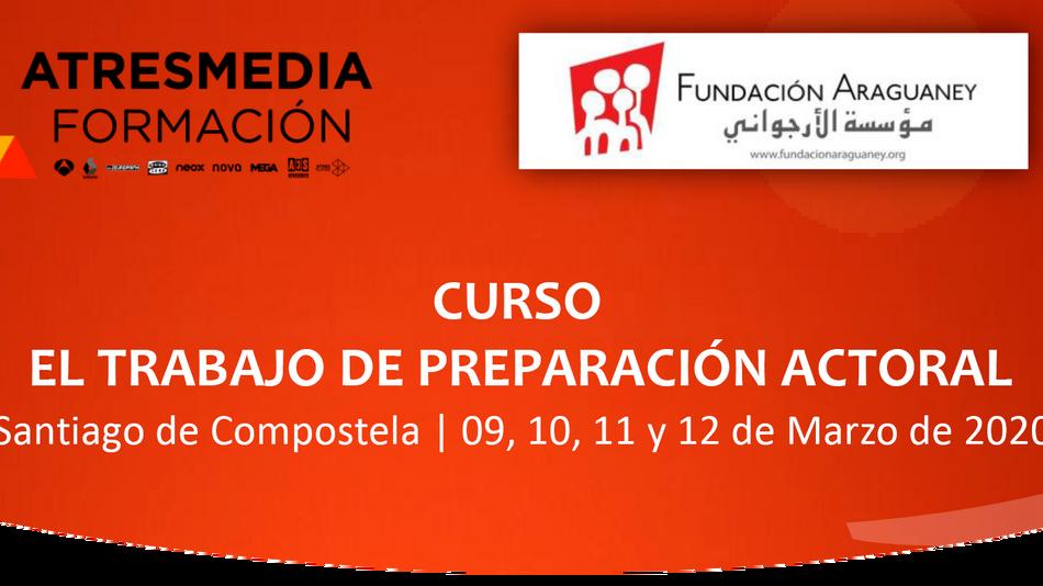 El actor Alejandro Tous impartirá un curso sobre trabajo de preparación actoral en la productora CTV